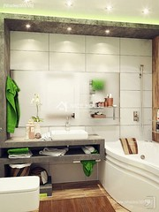 Thiết kế nội thất phòng tắm wc_009