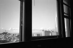 (APE TRAN) Tags: sf sanfrancisco blackandwhite kodak 35mmfilm bayarea filmphotography yashicat2