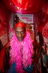 IMG_1129 (R.E.L Photos) Tags: pink gay ariel amsterdam pride stunning top10 breathtaking mostpopular bink 2014 sugarfactory bestphotos zachor