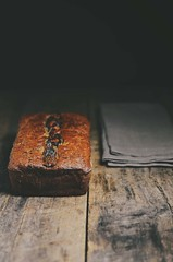 fig and zucchini bread #dessert #wheat #foodphotography #foodstyling #zucchinibread #baking (abrowntable) Tags: food cake fruit bread recipe dessert ginger baking fig sweet wheat eggs zucchini yogurt bake figs foodphotography abrowntable