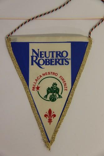 NEUTRO ROBERTS Pallacanestro Firenze