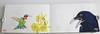 "Work in Progress : "" My Two Lands "" (Milagritos9) Tags: england unitedkingdom perú nazcalines illustratedjournal moleskinejournals artworkinprogress chakana illustrateddream rabbitportrait birdjournal inspirationaljournal flordeamancaes hummingbirdportrait birdartist colibriart moleskineartpages ravenillustration moleskinewatercolours pinturacuervo pinturapicaflor amancaesflowers laflordelima ravenjournal birdmoleskine peruanduk"