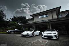 "Huracan and LFA Nurburgring package • <a style=""font-size:0.8em;"" href=""http://www.flickr.com/photos/101497808@N07/14839139660/"" target=""_blank"">View on Flickr</a>"