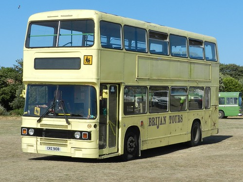 CRZ9108 108 Brijan Tours Leyland Olympian