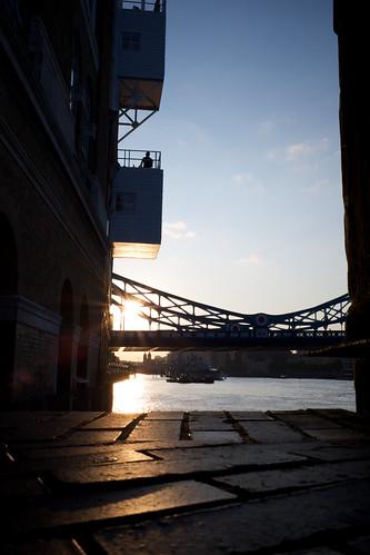 London sunset ©  Still ePsiLoN