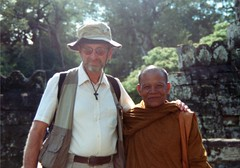Cambodian Monk and I