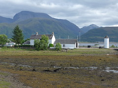 Corpach Fort William Scotland 15th August 2014 (loose_grip_99) Tags: uk mountain water scotland canal august explore bennevis loch fortwilliam caledonian 2014 locheil corpach