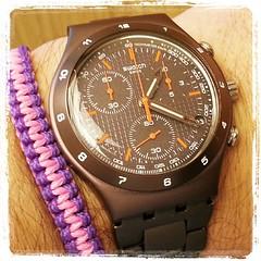 My New #clock... @Swatch Irony #chrono