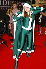 SDCC 2007 0639 (Photography by J Krolak) Tags: costume cosplay masquerade rogue marvel comiccon marvelcomics sdcc sandiegocomiccon sandiegocomiccon2007 sdcc2007