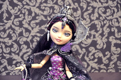Ravenna (sn0w_0wl) Tags: high queen after raven ever repaint