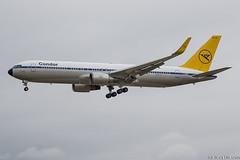 Boeing 767-31BER Condor D-ABUM (Achim) (FRA-EDDF) (Alex 22M) Tags: airport boeing condor spotting fra francfort b767 dabum