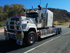 National Road Transport Hall of Fame 2014 (NORTHERN TERRITORY TRUCKS) Tags: road holland reunion hall highway nt alice transport fame australia stuart parade national springs abc trucks af northern gs trucking territory roadtrain alicesprings kenworth 2014 ntfs buntine truckies ramh