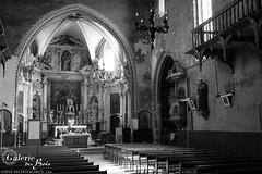 FR14 8962 Notre Dame de la Consolation, Chalabre, Aude (Templar1307) Tags: blackandwhite france church catholic aude eglise languedoc romancatholic chalabre