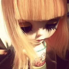 #blythe #doll #mango #custo