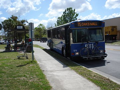 572  in route 75 (Guayabal) Tags: bus buses nova university florida gainesville system transit gillig regional
