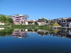 Reflejo Matutino (EricBlues) Tags: park city parque sky lake mxico canon lago paseo ciudades cielo veracruz xalapa