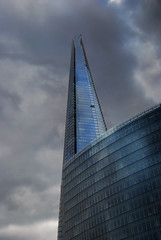 "Shard in the Clouds • <a style=""font-size:0.8em;"" href=""http://www.flickr.com/photos/29084014@N02/15015061238/"" target=""_blank"">View on Flickr</a>"