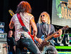 The Dead Daisies @ 40th Anniversary Tour, DTE Energy Music Theatre, Clarkston, MI - 08-23-14