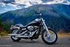 2014 Harley Davidson Super Glide Custom.