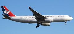 7O-ADT Airbus A330-243 - Yemenia (tim777lamboy) Tags: a330 fra yemenia startbahnwest 7oadt