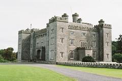 Slane Castle, Co. Meath, Ireland (Frank Milling) Tags: ireland irish castle film analog 35mm lomo pentax ii program 100 analogue agfa optima prestige meath slane agfacolor a