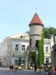 Tower Square in Tallinn (pcurto) Tags: city beauty tallinn estonia capital sightseeing medieval streetscenes
