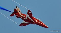 Rhyl Air Show 2014 (paul_p!) Tags: air rhyl redarrows rnli northwales airhow rhylairshow rhylseafront rhylairshowsun2014