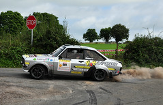 Galway Summer Rally 2014 (Enda Healy) Tags: ireland summer ford galway tarmac championship nikon republic action rally fast slide august national wrc subaru mk2 nikkor impreza lancer mitsubishi escort rallye evo drift dunlop rallysport rallying 2014 d90 s12b