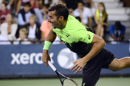 Nenad Zimonjic - 2014 US Open (Tennis) - Tournament - Nenad Zimonjic