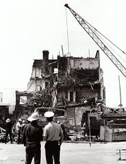 Ponet Square Demolition