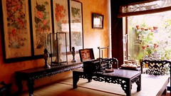 Old Vietnamese house, Hi An (sunlitnights) Tags: china vietnamese tea paintings vietnam oldhouse viet ancienthouse hian