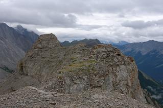 Summit ridge, Opal North