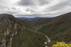 Leven Canyon, Tasmania