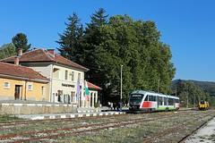 2016-09-29 - BG - Panagyurishte (nohannes) Tags: bulgaria bdz 10 panagyurishte