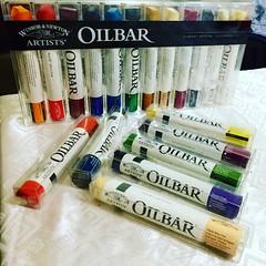 Oilbars (Assaf Shtilman) Tags: supplies art sticks paint oil winsor newton oilbars