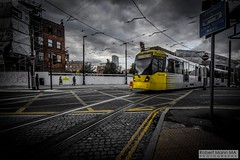 ManchesterVictoria2016.10.09-16 (Robert Mann MA Photography) Tags: manchester manchestervictoria manchestercitycentre greatermanchester england victoria victoriastation manchestervictoriastation manchestervictoriarailstation victoriarailstation city cities citycentre architecture summer 2016 sunday 9thoctober2016 manchestermetrolink metrolink trams tram nightscape nightscapes night light lighttrails