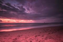 Sunset Khao Lak Beach (mistermo) Tags: beach khaolak landscape thailand strand nature natur landschaft sunset sonnenuntergang pink sky skyporn clouds cloudporn asien asia canon canoneos50d
