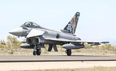 Eurofighter EF-2000 (_altaria01669_) Tags: eurofighter ef2000 ejrcito ejercito del aire zaragoza air base area zaz nato tiger meet 2016 ntm ntm16 ala 14 tigre ef 2000 typhoon