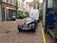Morgan Cars London