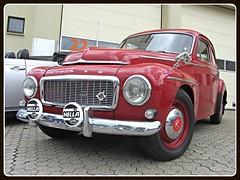 Volvo PV 544 (v8dub) Tags: volvo pv 544 schweiz suisse switzerland swedish pkw voiture car wagen worldcars auto automobile automotive old oldtimer oldcar klassik classic collector