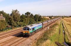 66711 'Sence' - 6E94 - 2016-09-23 (BillyGoat75) Tags: class66 66711 sence gbrf hunterstondrax loadedcoal colton coltonjunction northyorkshire 6e94