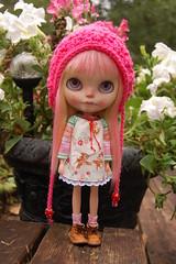 DSC_0009 (2) (Lindy Dolldreams) Tags: takara blythedoll doll miema miemadollhouse deer mybeautifulblythe pink sweetcrate