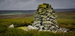Cairn (Will Gell) Tags: cairn ancient stone stones lammermuir hills byrecleugh pyatshaw borders scotland nikon d7000 sigma 1770mm will gell
