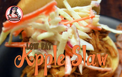 Low Fat Apple Slaw (mutherfudger) Tags: indoor food recipe apple coleslaw low fat healthy freezable
