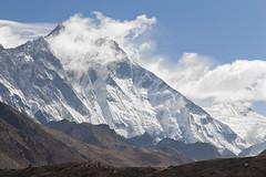 Lhotse (D A Scott) Tags: nepal himalayas mountains everest base camp trek