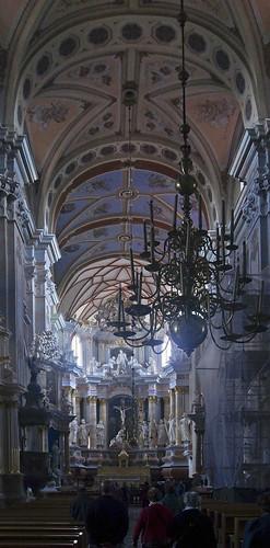Kaunas - Catedral de San Pedro y San Pablo