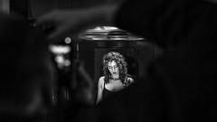 I'll Never Get To Heaven 'Cause I Don't Know How (○gus○) Tags: leicacameraagleicam leica leicam leicacameraag summicronm1235asph summicron summicronm12 35mm ƒ34 190 portrait ritratto girl ragazza biancoenero blackandwhite blancoynegro bn monochrome bw elena