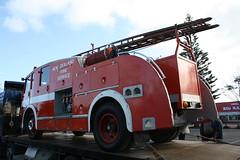 SG 3818 (ambodavenz) Tags: whangareifirebrigade southauckland newzealand restored fireengine fireappliance f12 dennis