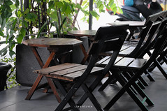 (loanimages) Tags: book cafe tea oolong table