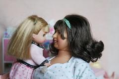 IMG_7761 (irinakopilova) Tags: barbie kelly doll little sister shelly small baby edna turnblad